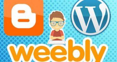 12 meilleures plates-formes pour créer un Site ou un Blog gratuit