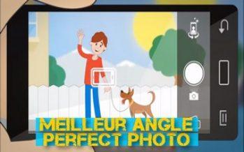 L'application qui vous permet de prendre des photos comme un professionnel