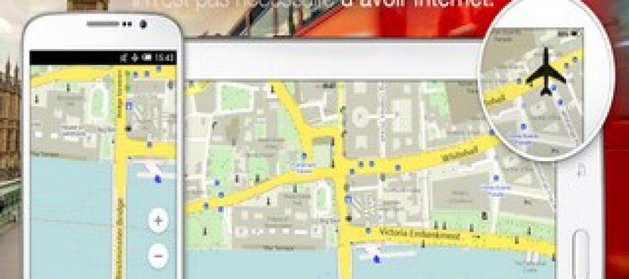 Maps.me L'application que tout le monde doit avoir