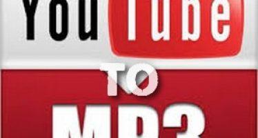 Top 3 YouTube To Mp3 en ligne téléchargeurs