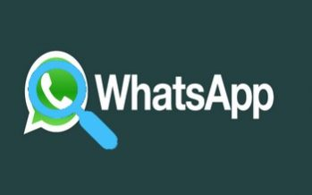 Comment rechercher dans votre historique du chat WhatsApp ?