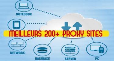 Meilleurs 200+ sites proxy en 2015 pour les écoles et Bureaux