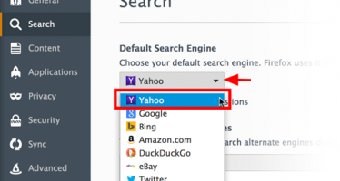 Comment changer le moteur de recherche sur Firefox