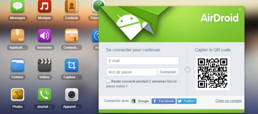 Comment gérer son téléphone Android depuis son ordinateur