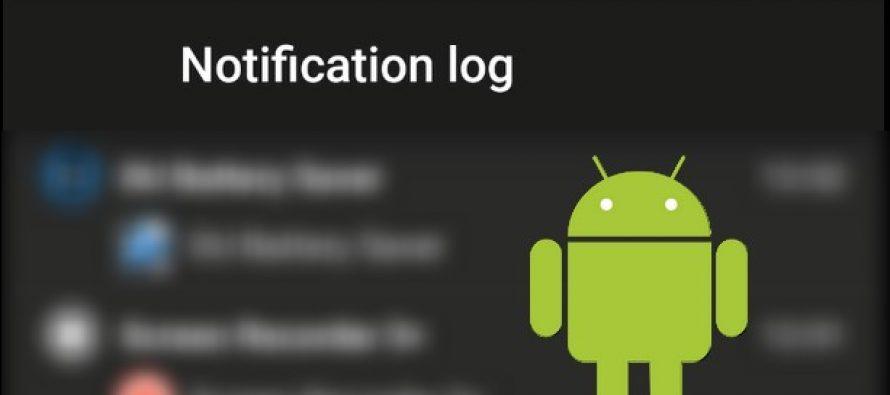Comment faire pour récupérer les notifications perdus sur Android