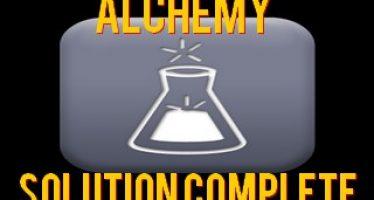 Solution du jeu Alchemy sur Android