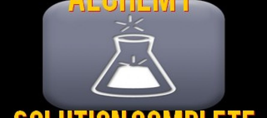 Solution du jeu Alchemy sur Android