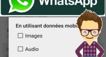 Comment empêcher le téléchargement par défaut des images WhatsApp