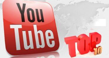 Découvrez les 10 Videos les plus vues sur Youtube