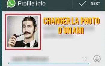 Comment Changer la photo de profil d'un ami sur Whatsapp