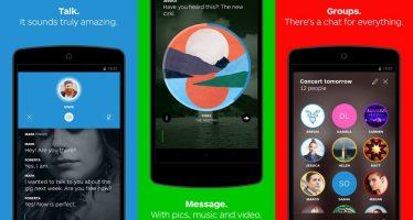 Wire: une application de messagerie Magnifique