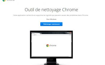 Comment nettoyer Google Chrome
