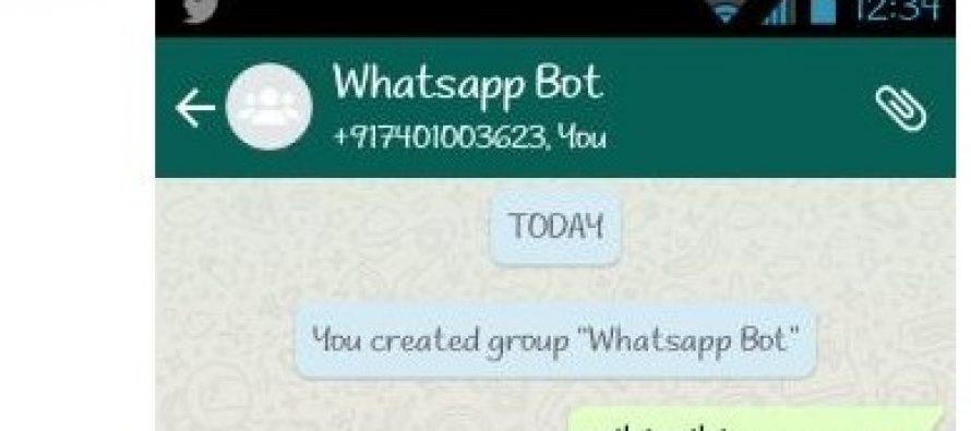 Comment faire des recherches Wikipedia sur WhatsApp : Assistant virtuel