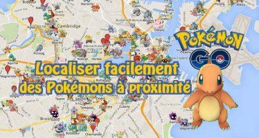 Localiser facilement des Pokémons à proximité avec PokéVision
