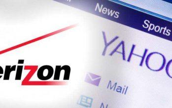 Verizon achète Yahoo pour 4,83 milliards $