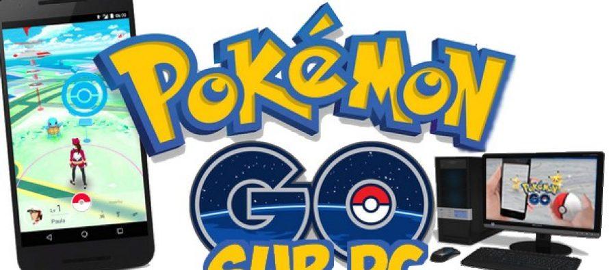 Comment jouer Pokemon GO sur PC!