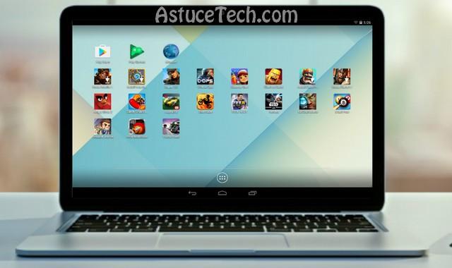 LeapDroid Meilleure Emulateur des Applications Android sur PC