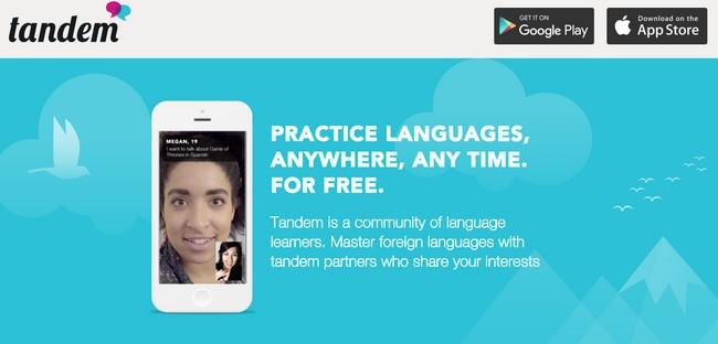 Les 7 meilleurs Sites d'échanges linguistiques avec des partenaires réel
