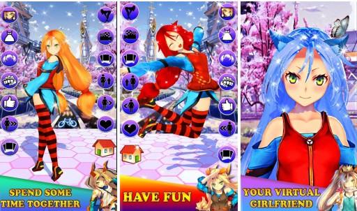 DS anime jeux de rencontre