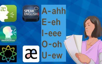 Les 5 meilleures applications Android pour la prononciation anglaise: Dites les mots correctement!