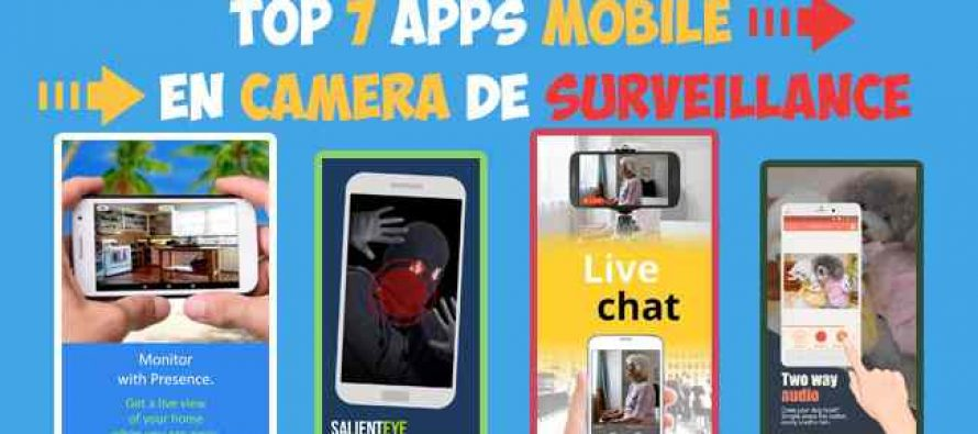 surveillance video iphone gratuit