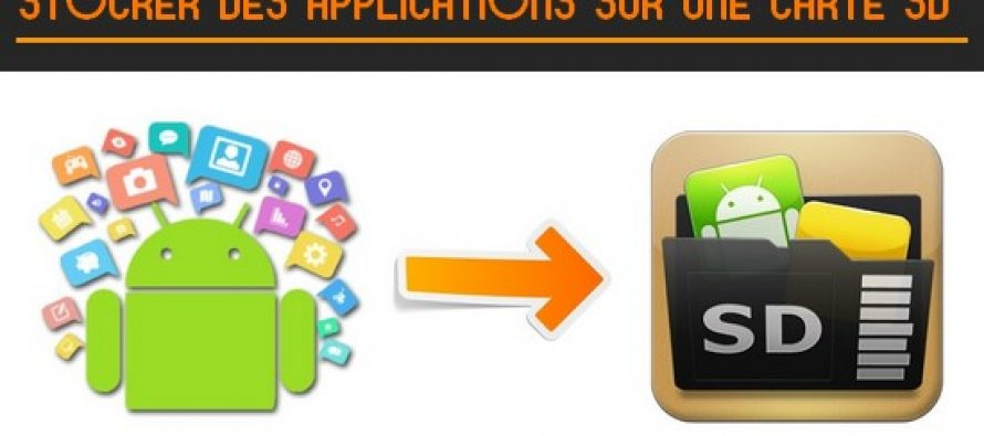 <b>Comment</b> déplacer des <b>application</b> à la <b>carte</b> <b>SD</b> <b>sur</b> …