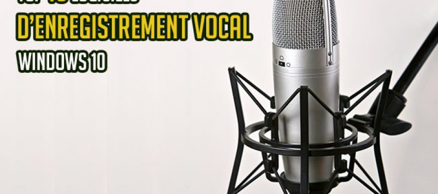 Les 10 meilleures applications d'enregistrement vocal pour Windows 10