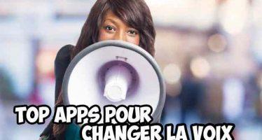 15 meilleures applications pour Changer la voix – Android et iOS