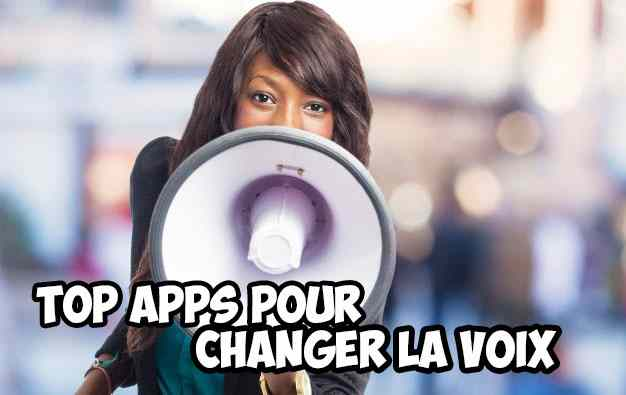 15 meilleures applications pour Changer la voix - Android et iOS