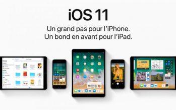 Vérifiez si vos modèles iPhone et iPad sont compatibles avec iOS 11?