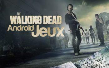 5 meilleurs jeux Walking Dead pour Android
