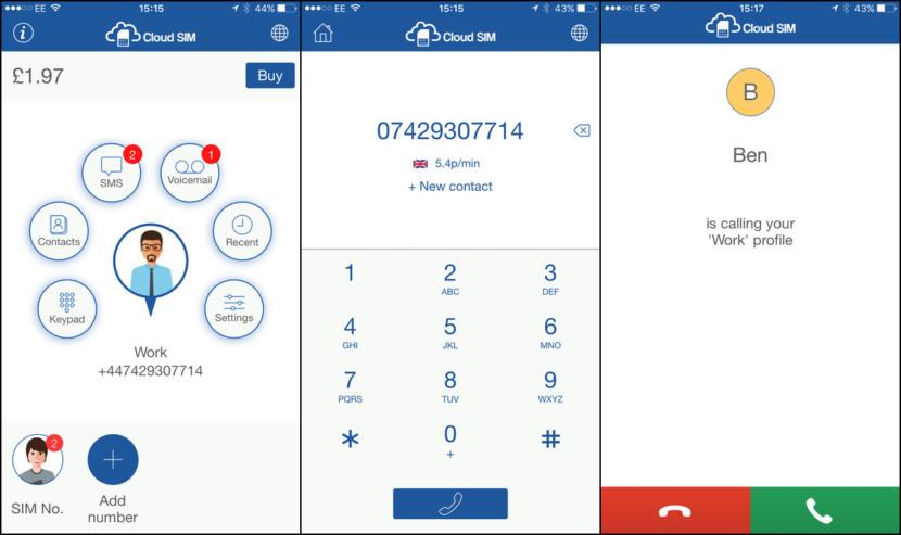 Vous cherchez un moyen de trouver tous vos besoins mobiles dans une  application facile à utiliser  L application mobile Cloud SIM vous offre 4  numéros ... 887f94cd9fbb