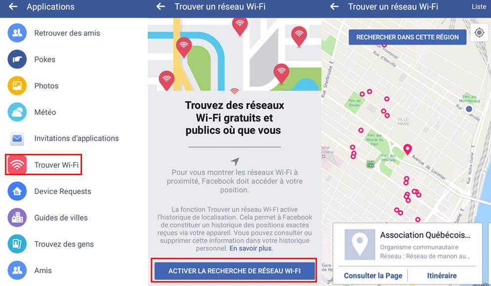 Rencontre gratuite sur facebook