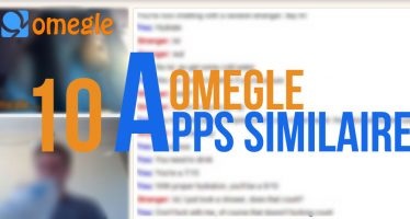 10 Applications similaire à Omegle pour Android et iOS
