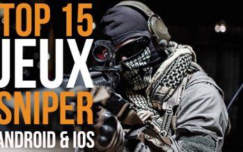 15 jeux de sniper gratuits pour Android et iOS