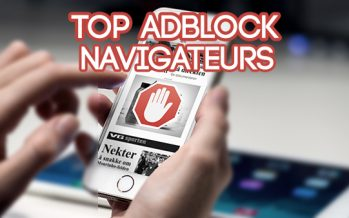 5 meilleures applications bloqueur de publicités pour Android et iOS