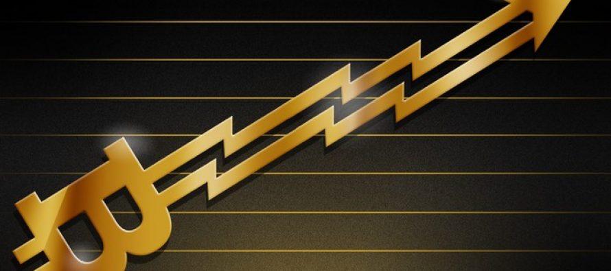 Bitcoin vient de dépasser les 8250$