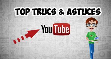 Top Astuces et trucs sur YouTube que beaucoup de gens ne connaissent pas!