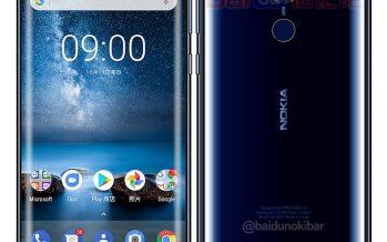 Nokia 8 et Nokia 9 édition 2018 à venir bientôt!