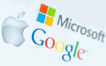 Combien d'argent Apple, Google et autres font chaque seconde
