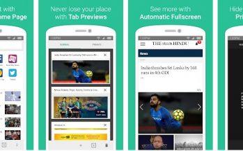 5 nouveaux navigateurs mobile alternatifs à Chrome et Safari
