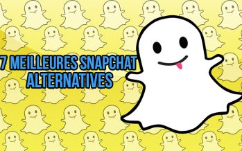 7 Meilleures Snapchat Alternatives 2018