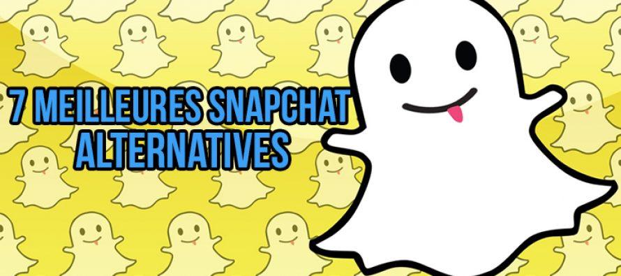 7 Meilleures Snapchat Alternatives 2018