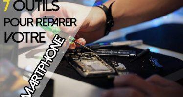 7 outils utiles pour réparer votre smartphone à la maison