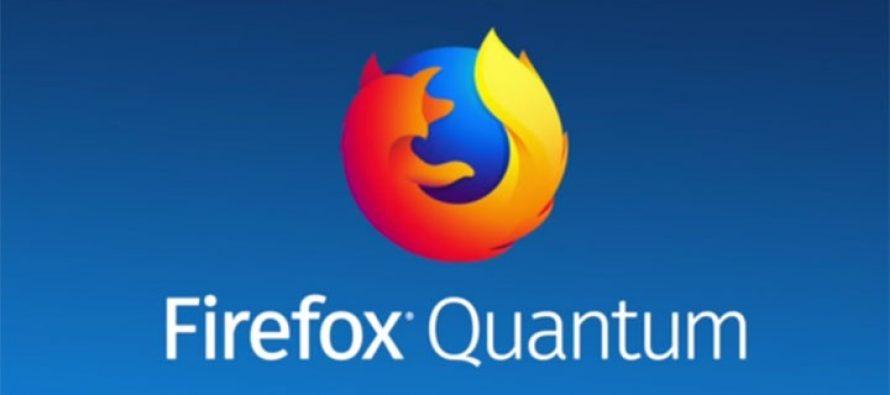 Mozilla vient de lancer Firefox Quantum pour Android