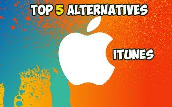 Top 5 meilleures alternatives iTunes 2018 que vous devez essayer