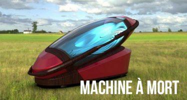 Découvrez la première «machine à mort» au monde