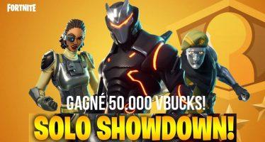 Fortnite Solo Showdown: Comment gagner jusqu'à 50 000 V-Bucks