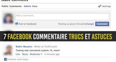 7 Meilleurs Facebook Commentaire Trucs et Astuces que vous devez savoir