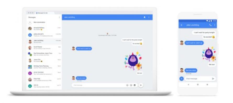 Comment envoyer des messages texte de votre PC à l'aide de l'application Android Messages